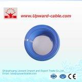 Bvr 2.5 Sqmm Flexible Single Civis de cobre do fio elétrico