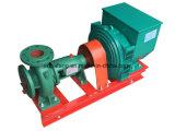 100kw 마이크로 수력 전기 Turgo 터빈 발전기