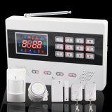 Système d'alarme GSM sans fil LED avec fonction d'opération de l'APP