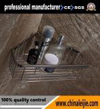 Cesta de armazenamento de banheiro de aço inoxidável de alta qualidade de alta qualidade