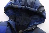 Cappotto del cotone dei bambini del plaid per i vestiti del ragazzo