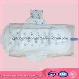 Ultra Thin Anion Mulher Guardanapo Sanitário Fabricante com preço barato