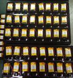 fonte de alimentação de 3,7 V e 150 mAh bateria de polímero de lítio
