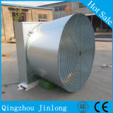 Clacson-Cone Exhaust Fan di Jl Series per Poultry House