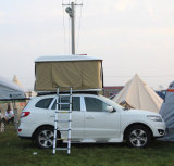 [4إكس4] يستعصي قشرة قذيفة سيدة سقف أعلى خيمة لأنّ عمليّة بيع