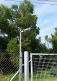 Telefon APP-Steuerintegrierte Solarlichter mit Fühler