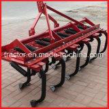 Attelage 3 points de cultiver de la machine du tracteur, Ts3zt cultivateur agricole