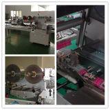 Zp-500 de Verpakkende Machine van de hoge snelheid voor de Zeep van het Wafeltje van de Staaf van de Chocolade van Koekjes/van Koekjes