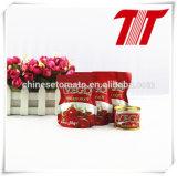 De Tomatenpuree van het sachet met FDA, HACCP, Halal, FDA, SGS Certificatie