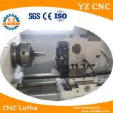 CNC de la máquina del torno que da vuelta al torno de centro, objeto de torneado del CNC, CNC que da vuelta a la máquina de centro
