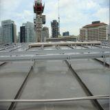 O sistema de fixação do Solar de terra, aço c/ suporte de painel solar/ Estrutura de montagem PV/ Stents fotovoltaicas