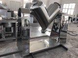 V tipo máquina do misturador para a mistura seca do pó