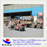 Casi中国の製造業者/コイルで形づくカルシウムケイ素によって芯を取られるワイヤー