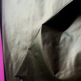 40d gesponnenes Twill-Plaid-Ebenen-Check-Oxford-im Freien Jacquardwebstuhl-Polyester-Gewebe 100%