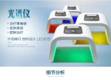 El fotón estético portable de PDT manejó el equipo de la belleza del LED