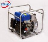 Motor de gasolina de 6.5HP 168f 3 pulgadas de la bomba de agua para uso agrícola