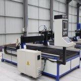 Tipo cortadora del vector del CNC con el corte del plasma y de llama
