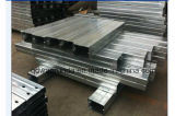 U Perfil Steel Channel Steel Channel Steel com Galvanização