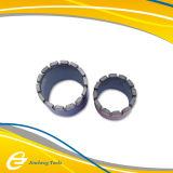 Morceau de foret Electroplated de faisceau de diamant de nq