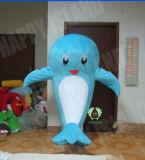 Hi fr71 Dolphin Mascot Costume