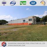 조립식 강철 구조물 사무실 건물 공급자