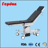 Tableau chirurgical mobile d'acier inoxydable avec les roues (MT600)