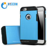 Hete Selling Products 2 in 1 TPU + PC Hybird Slim Armor Case Mobile Phone Cover voor iPhone 6