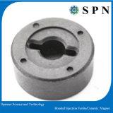 Harte Ferriet Plastikmagnet-Ferrit-Einspritzung-Multipolmagnet für Motor