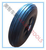 10 Inch 10X2를 가진 Wheelbarrow에 있는 PU Foam Wheels Used