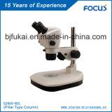 Zuverlässiges binokulares Mikroskop der Qualitäts0.68-4.7 mit konkurrenzfähigem Preis