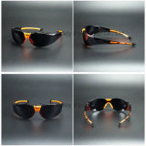 Lunettes de soleil protectrices en verre de bâti optique de verres de sûreté (SG119)