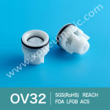 Clapet anti-retour de cartouche non de renvoi de plastique pour le pulvérisateur Ov40