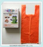 プラスチックおむつ袋使い捨て可能なFragrancedの赤ん坊のおむつ袋のCustomerizedデザイン
