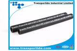 Fil d'acier à haute pression hydraulique standard DIN flexible en caoutchouc