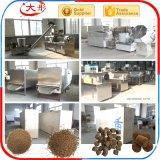 Chaîne de fabrication d'alimentation de poissons/chaîne de production alimentation de poissons