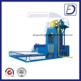 Cisaillement et presse hydrauliques lourds de déchet métallique