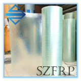 Azulejos de fibra de vidrio compuesto transparente