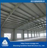 Industrielle Stahlkonstruktion-Fabrik mit h-Bohne