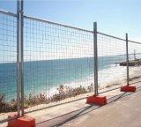 Haute qualité galvanisé à chaud de clôtures temporaires