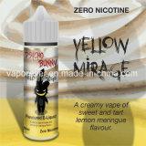 Flüssigkeit der Nachfüllungs-10ml für elektronische Zigarette mit Proben sind freie Flüssigkeit der Qualitäts-Verstell- E an 0mg/3mg/6mg/9mg