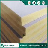 1220x2440mm excelente grado de densidad media de cartón para muebles