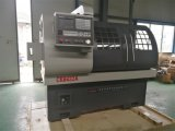 Torno industrial econômico horizontal do CNC de China Ck6432A