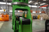 Ex200 굴착기 유압 나무 쪼개지는 횡령
