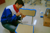 De Schoolbank en de Stoel van China met Lage Prijs
