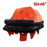 La Convention SOLAS a approuvé 30 personnes au large de radeau de sauvetage gonflable (ATOB-30)