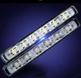 Coche de calidad superior LED DRL de la garantía 3W de 1 año