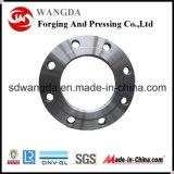 Amse/ANSI B16.5 Wp304/316 Class150 RF/FFの炭素鋼の管のフランジの付属品