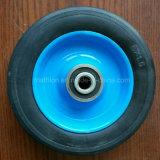 pneumatico & rotella di gomma solidi della gomma della gomma piuma di poliuretano della sedia a rotelle di 6X2 6X1 6X1.5