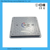 B125 600X600mm de Vierkante Samengestelde Dekking van het Mangat SMC