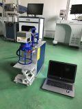machine portative d'inscription de laser de la fibre 20W pour le métal et le plastique